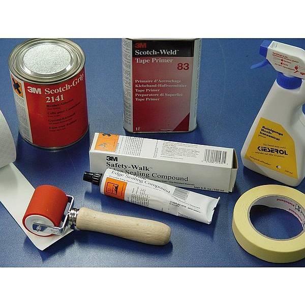 3M Safety-Walk Zubehör für Anti-Rutsch Beläge, Haftvermittler, Primer P 50